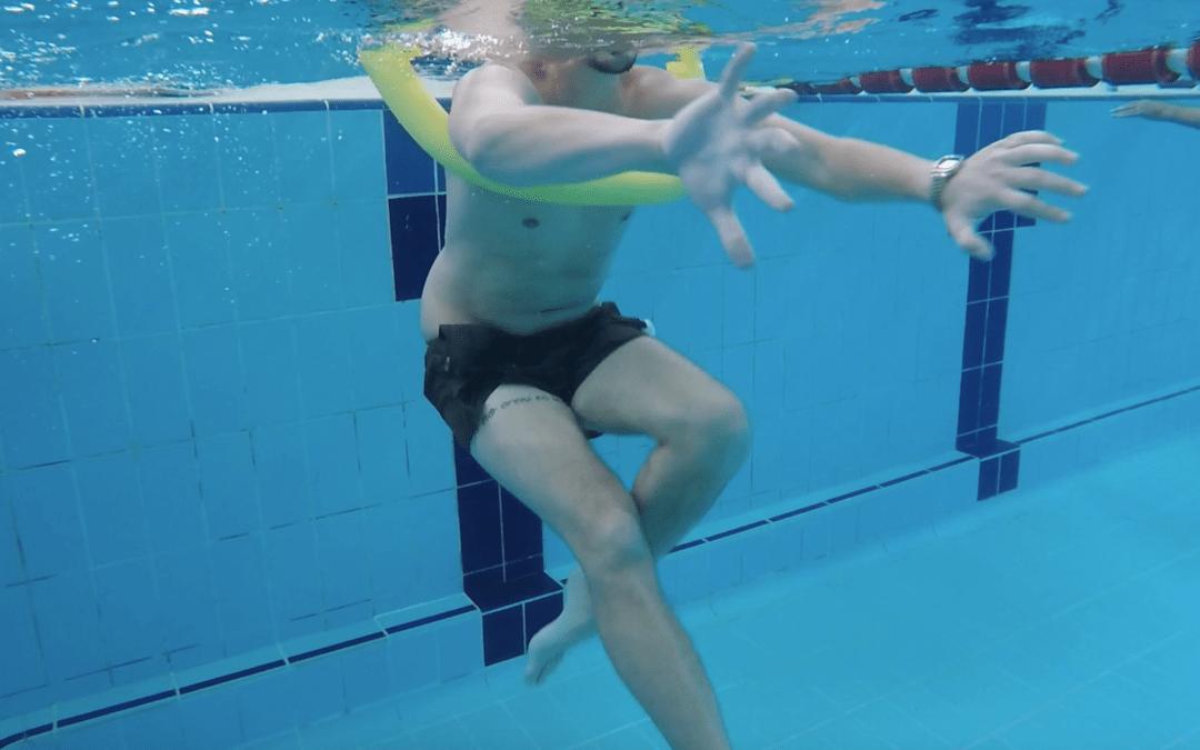 Beneficios de la terapia acuática
