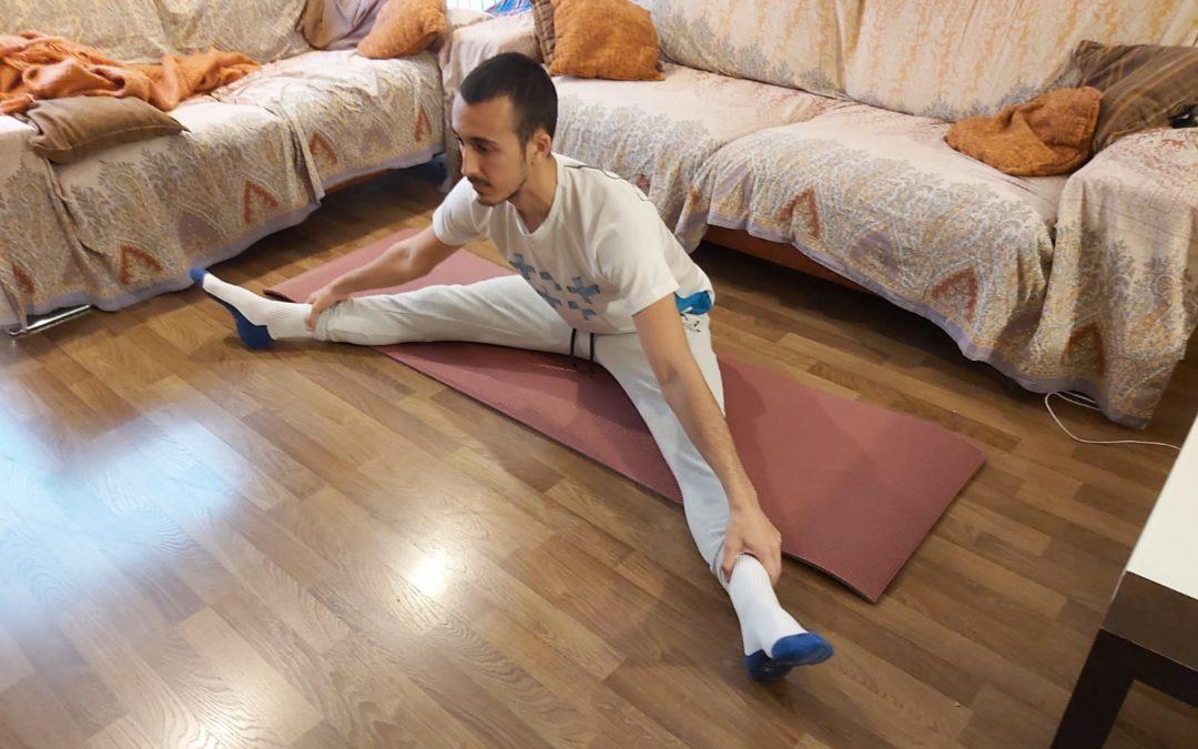 Pilates: Sesión de Estiramientos Generales