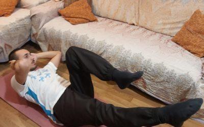Pilates: Fortalecimiento musculatura oblicua